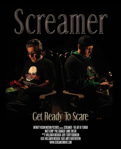 Screamer Haunted Attraction Documentary